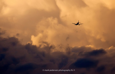 Final into DIA - Summer storm  2011